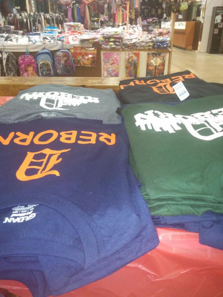 Detroit t-shirts, community empowerment,